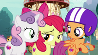 Apple Bloom --we've had a pretty good effect on everypony-- S6E19