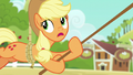 """Applejack """"I can't for the life of me think of how"""" S6E10.png"""