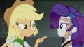 Applejack and Rarity arguing EG2.png