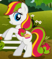 toola roola and coconut cream my little pony friendship