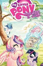Comic issue 11 cover RI