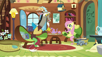 Discord -I really can't take them anywhere- S7E12