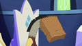Discord hangs his head in shame S6E17.png