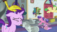 Discord patting Starlight on the head S8E15