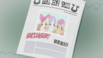 Flashback to Ponyville Confidential S5E18