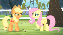 Fluttershy '...it might take some time...' S4E07