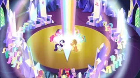 Hungarian My Little Pony Let The Rainbow Remind You HD