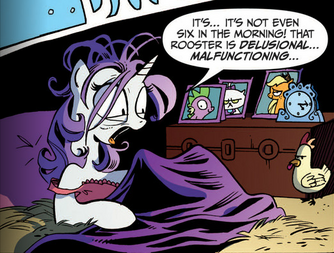 IDW Rarity