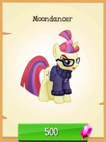 Moondancer MLP Gameloft