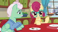 Mrs. Shy -all these years of pining for him- S6E11