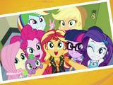My Little Pony Дівчата з Еквестрії: Забута дружба