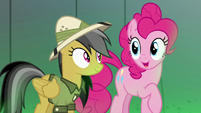"Pinkie Pie ""I knew we'd do it!"" S7E18"