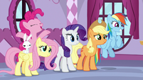 """Pinkie Pie """"the hit of the ball!"""" S9E7"""