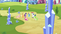 Pinkie Pie screaming yes S3E12.png