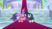 "Princess Twilight ""that's why I picked you"" S9E26"