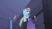 Rainbow Dash, the Element of Loyalty S1E02
