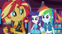 "Rainbow Dash ""the powerups?"" EGDS2"