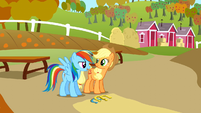 Rainbow Dash 'Think you can do better' S1E13