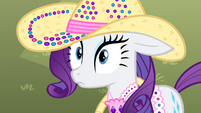 Rarity ear down S4E13