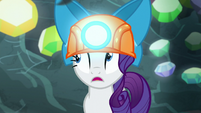 Rarity sees the bats coming for her S6E5