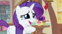 Rarity she's the S2E23