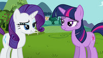Rarity someone like that S3E10