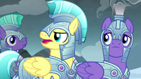 Royal guard 1 --can look like any of us-- S6E16