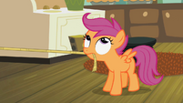 Scootaloo eye roll S2E12