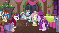 Snowdash --no one's ever given me dragon toenail-- S06E08