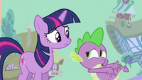 Spike -Why's everybody looks so...- S2E02