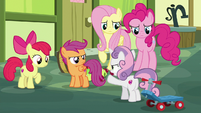 Sweetie Belle -I'm not talking to either one of you- S8E12