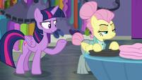 Twilight Sparkle -gotta be a better way- S8E4