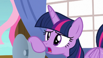Twilight Sparkle -what did you say-- S7E22