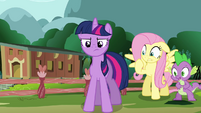 Twilight ready to use magic S3E05