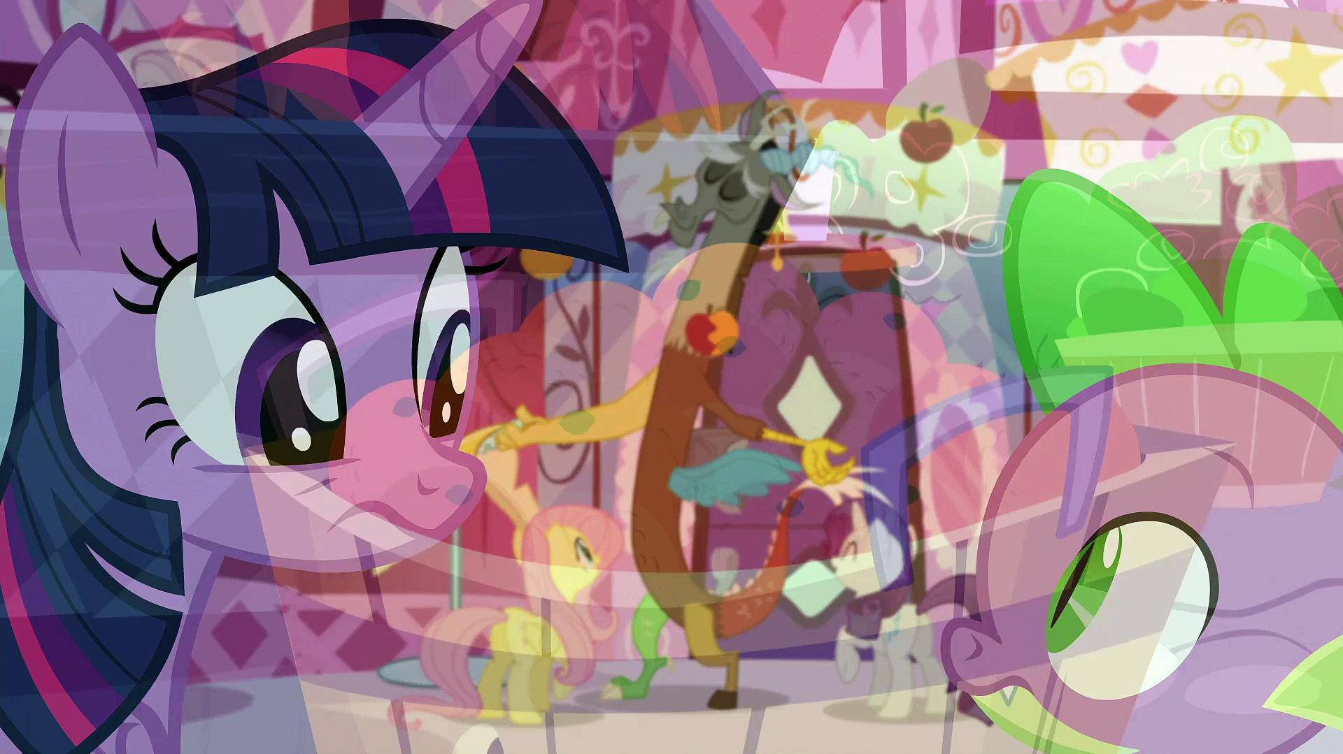 (Legendado) My Little Pony Friendship is Magic - 05x22 - What about Discord?