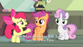 "Apple Bloom ""She's known about this for weeks!"" S4E19.png"