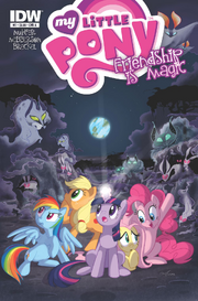 Comic issue 7 cover A