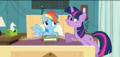 Dash scared of Twilight's evil face S02E16.png