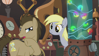 Dr. Hooves -I never could quite figure out how to get them to ignite- S5E9