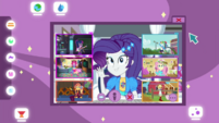 Equestria Girls wave goodbye to viewer EGDS46