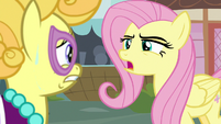 "Fluttershy ""I didn't think so"" S7E14"