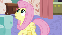 "Fluttershy excited ""where is it?"" S7E12"