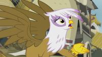 Gilda -I haven't even made one single friend yet!- S5E8