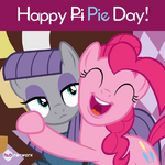 Maud Pie Pi Day Twitter promo