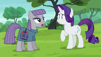 "Maud Pie surprised ""what?"" S6E3"