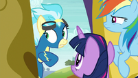 """Misty Fly """"we got to get back to HQ"""" S6E24"""