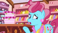 "Mrs. Cake ""I never knew the right time"" S7E13"