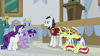 Neighsay -the headmare of a school- S8E16