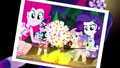 Photograph of Equestria Girls roasting marshmallows EG4.png