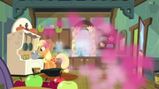 Pinkie Pie disappears S4E18